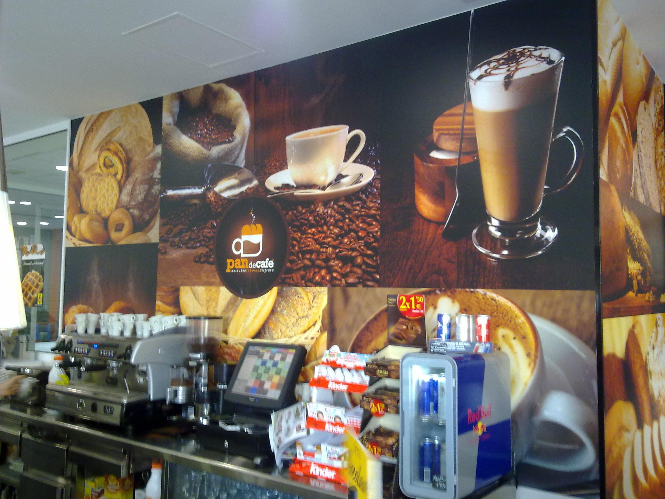 Cafetería Pan de Café
