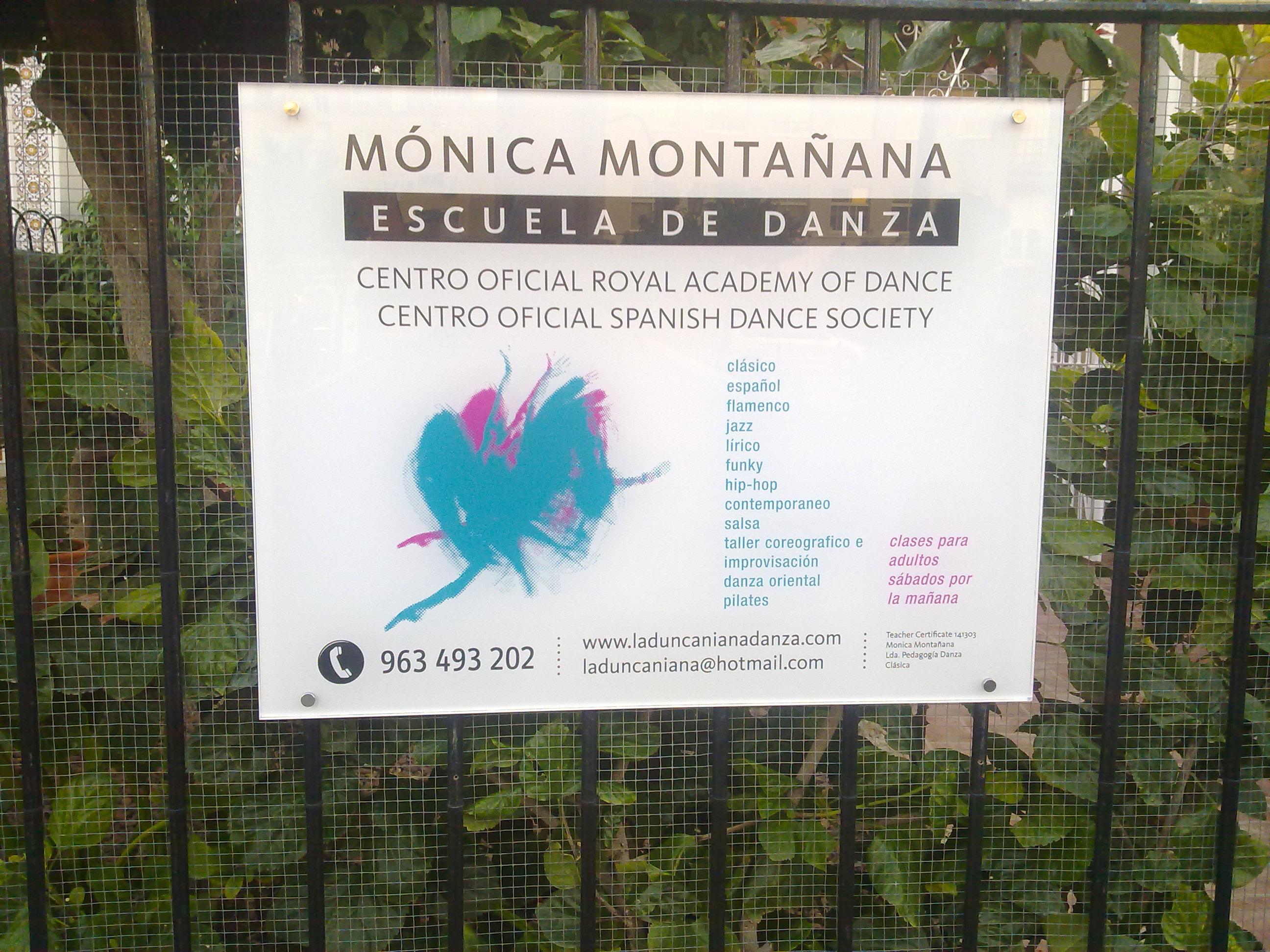 Academia de Danza Mónica Montañana