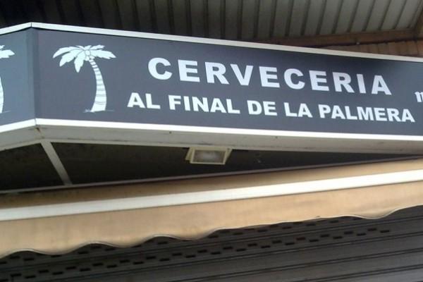 Restaurante Al final de la Palmera