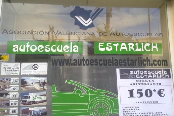 Autoescuela Estarlich