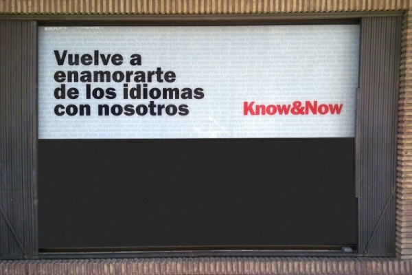 Academia de inglés Know&now