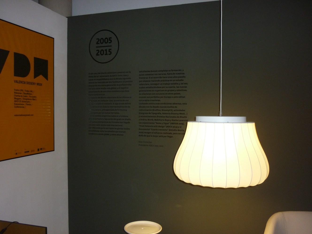 Exposici N Adcv 2015 Vinyldecor ~ Escuela Superior De Diseño De Valencia