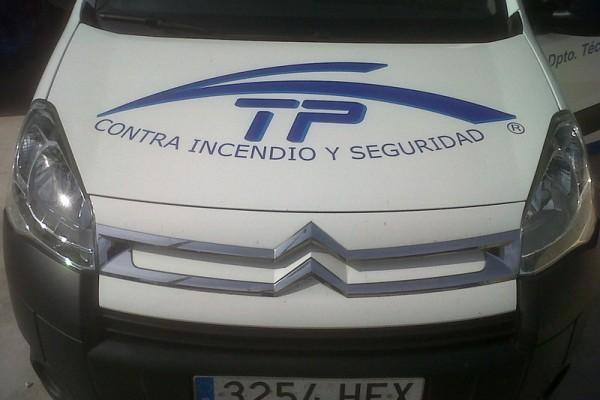 TP contra Incendio y Seguridad