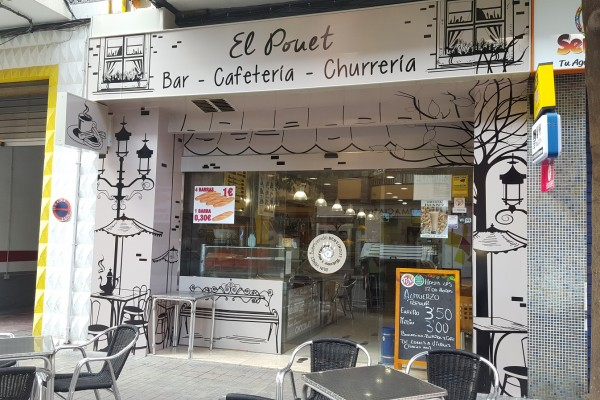 Cafetería El Pouet