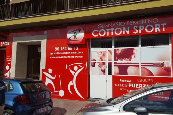 Gimnasio Cotton Sport